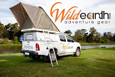 & Rooftop Tent | Wild Earth